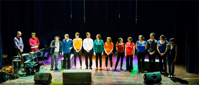 Comédie Musicale - Photo Quentin Le Gall